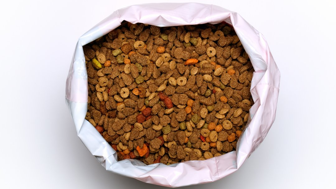 storage for cat food